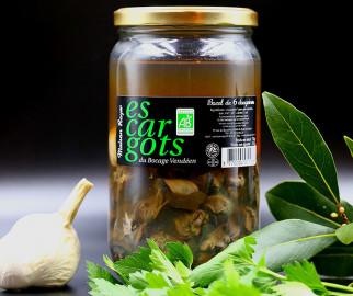 Lentilles aux escargots 500 grs